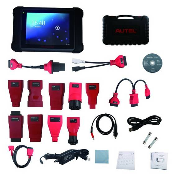 auto diagnostic tool: Sell Autel MaxiSys MS906 Automotive Diagnostic tool update online