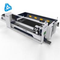 Sell Square tube Exchange table Metal Plate Fiber laser cutting machine