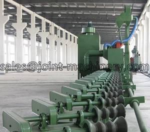 Wholesale blasting equipment: Steel Pipe Shot Blasting Machines/Equipments