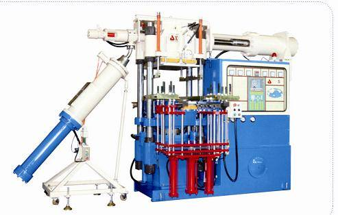 Sell 3RT Front Top Mold Open Rubber(Silicon) Injection Molding Press Machine