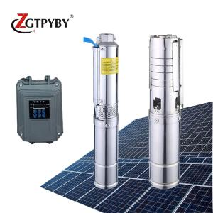 Wholesale Solar Energy Systems: 600w 3.2m3/H DC Cheap Solar Powered Submersible Water Pumps Garden Pond Pump