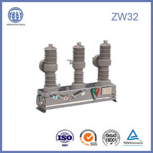 Wholesale circuit breaker: ZW32 Outdoor Vacuum Circuit Breaker