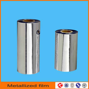 Wholesale cpp film: Excellent Refelctive Metalized Cpp Film for Orchard