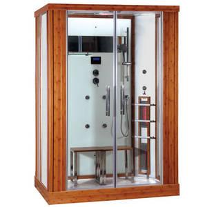 Wholesale steam shower cabin: Double Infrared Steam Shower