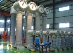 Wholesale current transformer: CT 36-765KV Gas-insulated Current Instrument Transformers