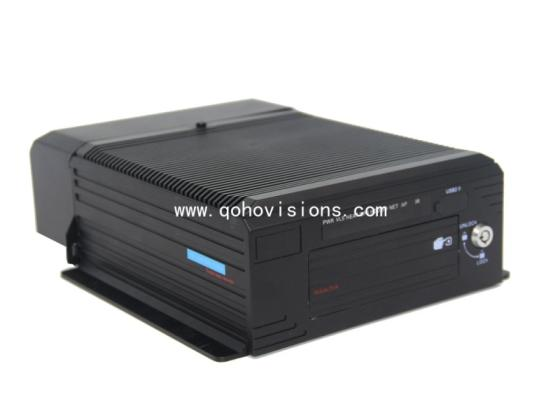 Sell 8ch 1080P AHD IPC Hybrid Mobile DVR,MNVR