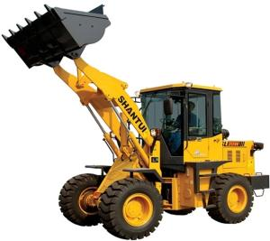 Wholesale wheel loaders: Factory Price Shantui 2 Ton Wheel Loader SL20W