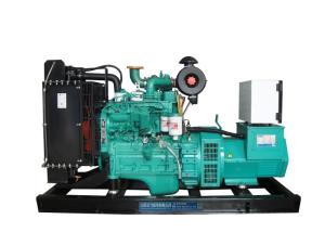 Wholesale diesel water pump: 30kw Cummins Diesel Generator Set for Sale