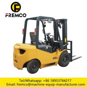 Wholesale Forklifts: Mini Electric Forklift Truck 2 Ton