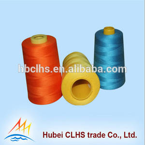 Wholesale Sewing Threads: Dyed Tube Polyester Thread for Sewing Machine