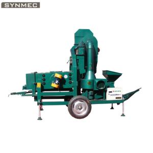 Wholesale vibratory sieve: 5XZC-5C Seed Cleaning Equipment with Wheat huller