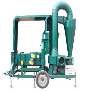 Wholesale chilli pepper: 5XZC-3DS Soybean Pepper Chilli Alfalfa Seed Cleaner Cleaning Machine
