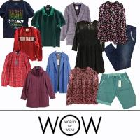 Tom Tailor Clothes for Women and Men Wholesale. Spring / Summer