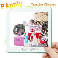 DIY Printable Heat Transfer Film Printed Sticker for T-shirt 2