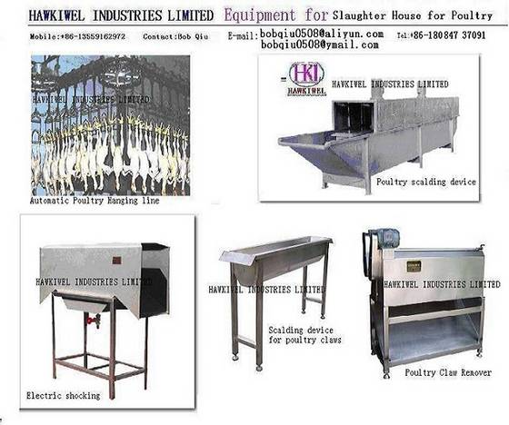 Sell Poultry slaughter house