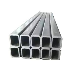 Wholesale hollow section: High Quality Low Price Welded Rectangular Square Steel Pipe Hollow Section