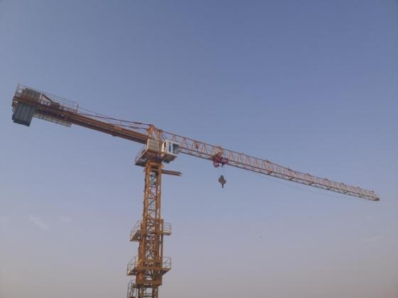 40m Boom Length 1.5t Tip Load Luffing Tower Crane Widely Used in Construction/Tower Bridge/Building/