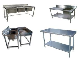 Wholesale hospital cart: Stainless Steel Sink