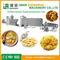 Chinese Supplier Small Snack Food Machine