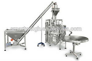Wholesale food check weigher: SW-PL2 Auger Filler Weighing and Packaging Machine for  Powder