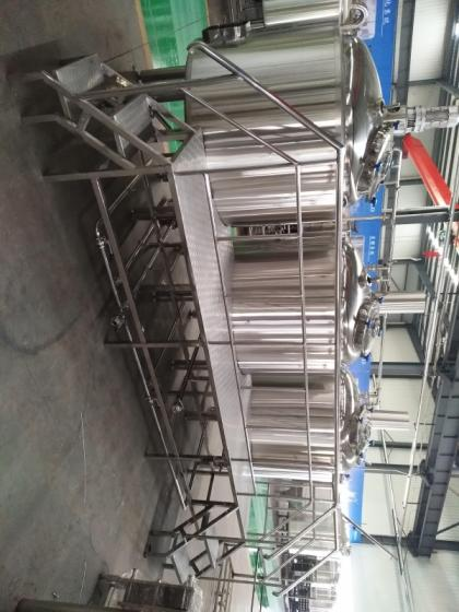 Sell 800L beer brewing equipment