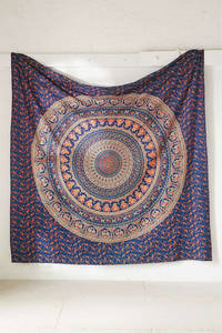Wholesale hangings: Mandala Tapestry Hippiy Beach Throw