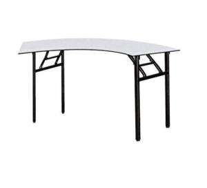 Wholesale Dining Tables: Banquet Crescent Table