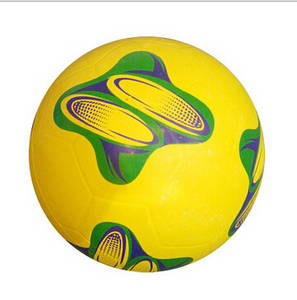 Wholesale rubber ball: Smooth Surface Rubber Footballs Soccer Ball