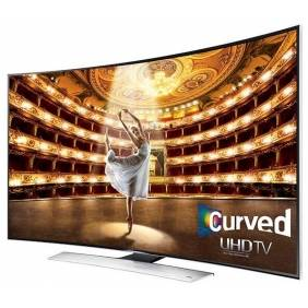 Wholesale Television: Samsung UHD 4K HU9000 Series Curved Smart TV - 78 Class