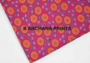 Wholesale Printed Fabric: Printed Poplin Fabric
