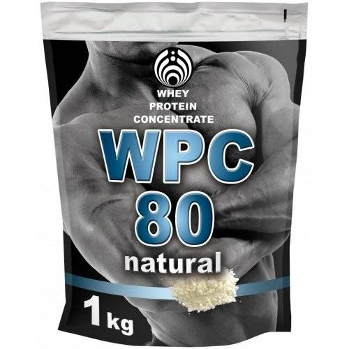 Sell Whey Protein WPC80 natural