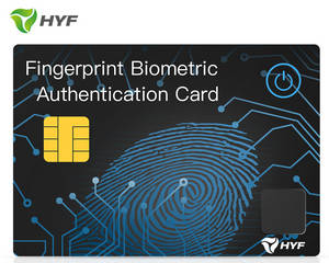 Wholesale cards: Biometric Cards