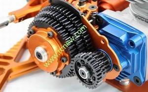 Wholesale hpi baja 5b: Baja CNC 3 Speed Transmission