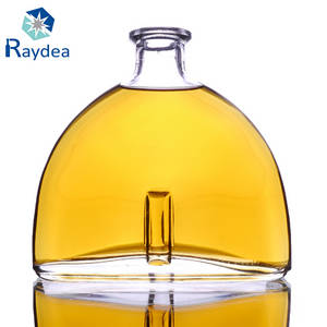 Wholesale Bottles: 700ml Flint Glass Wine Bottle for Xo