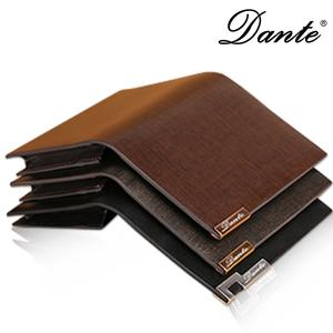 Wholesale leather wallet: Dante Business Card Wallet Made of Leather
