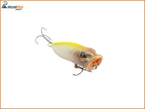 Wholesale fishing tackle: Fishing Lures Fishing Tackle Popper 75mm Fishing Bait