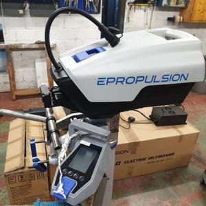 Wholesale spirit: Epropulsion Spirit 1.0  3hp Outboard Motor Optimax Electric Short Shank Long Shaft 75,4cm