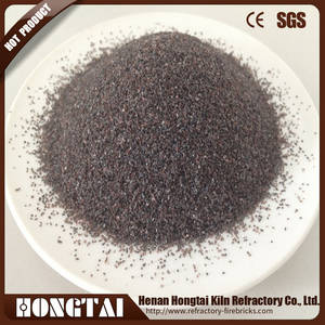 Wholesale refractory paper: Abrasives Brown Fused Alumina (BFA)  for Sandblasting