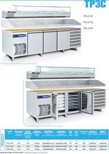 Wholesale e: Refrigerated Pizza Tables for Pizza Preparation