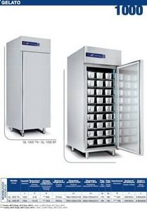 Wholesale gelato display cabinet: Ice Cream Refrigerator Cabinet