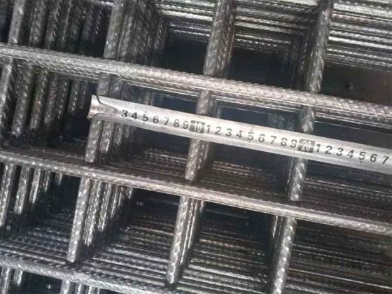 Sell D14 / D16 welded mesh with ribbed