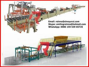 Wholesale magnesium oxide board: Magnesium Oxide Board Production Line
