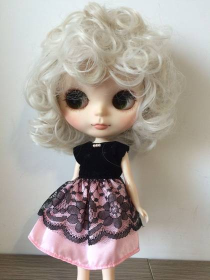 wig: Sell doll wig for SD,BJD