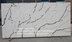 Wholesale engineered quartz: China Factory Supply Quartz Stone Slab Engineered Stone Slab