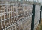 PVC Coated Wire Mesh Garden FenceGreat Strength 830-2230mm Height For Village