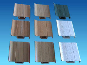 Wholesale Home Appliance Plastic: PVC Skirting Board