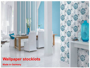 Wholesale wallcoverings: German Wallpaper Stocklot 1st-choice