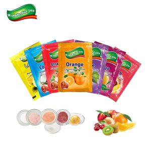 Wholesale etc: Orange Apple Lemon Mango Grape Etc Fruit Flavor Instant Juice Powder Drink Mix