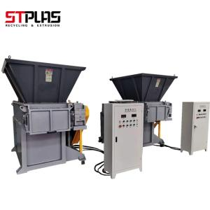 Wholesale reversible knives: OEM 200-2000kg Plastic Shredder Machine One Shaft Plastic Shredding Machine