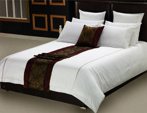 Wholesale bed covers: Bed Linen for Home & Hotels